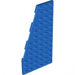 LEGO 6097701 LEFT WING 6X12 - BLUE