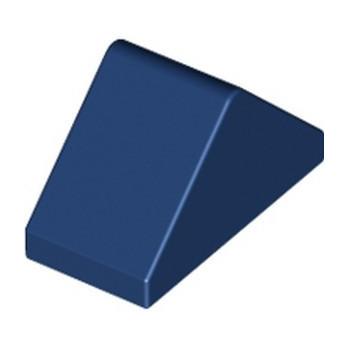 LEGO 6285562 TUILE  1X2/45° - EARTH BLUE