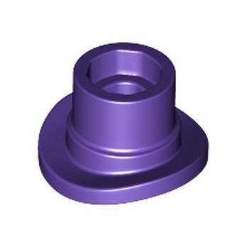 LEGO 6353142 HAT W/ 1.5 SHAFT - MEDIUM LILAC