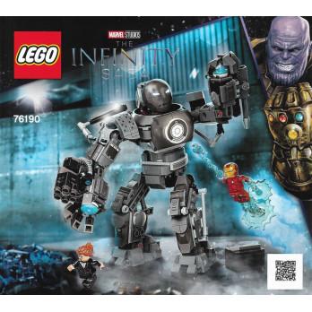 Instruction Lego® Marvel 76190