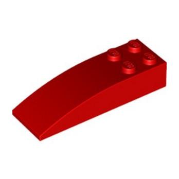 LEGO 6347779 BRICK 2 X 6 W. BOW - RED