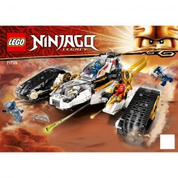 Instruction Lego® Ninjago 71739