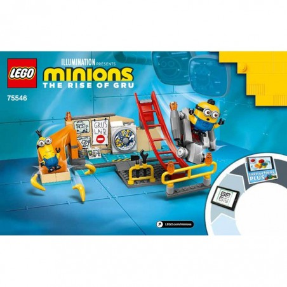 Instruction Lego Minions 75546