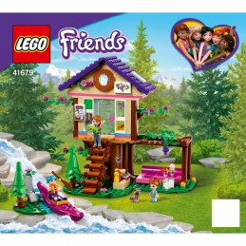 Instruction Lego Friends 41679