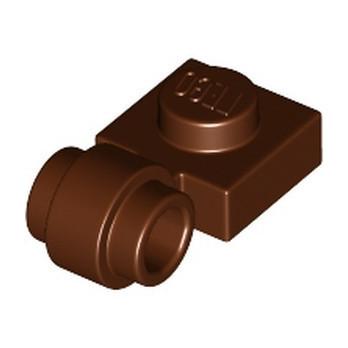 LEGO 6347749 LAMP HOLDER - REDDISH BROWN