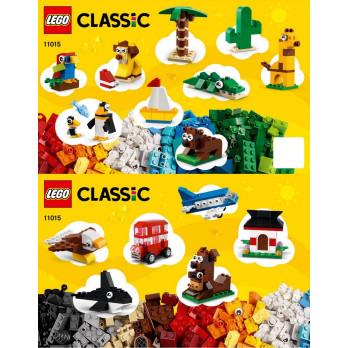 Instructions Lego® Classic 11015