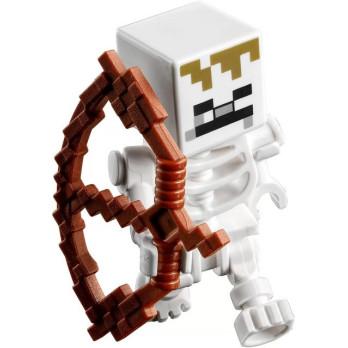 Minifigure LEGO® : Minecraft - Skeleton