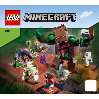 Instruction Lego Minecraft 21176