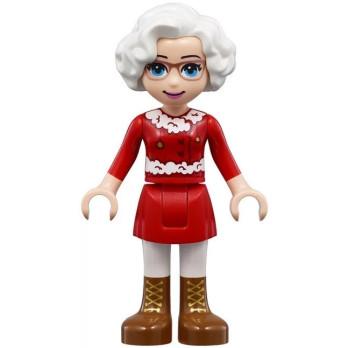 Minifigure LEGO® Friends - Mrs. Claus