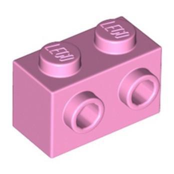 LEGO 6353192 BRICK 1X2 W. 2 KNOBS - BRIGHT PINK