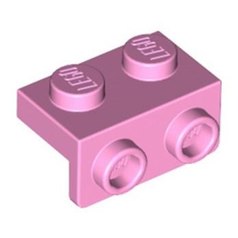 LEGO 6353189 ANGULAR PLATE 1,5 TOP 1X2 1/2 - BRIGHT PINK