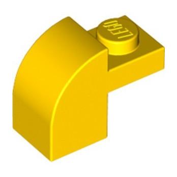 LEGO 6361082 BRICK 1X1X1 1/3, W/ ARCH - YELLOW