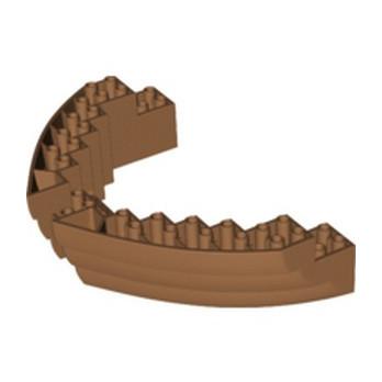 LEGO 6357256 UPPERPART STEM 16X12X2 2/3 - MEDIUM NOUGAT