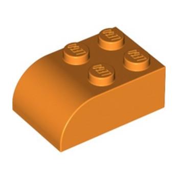 LEGO 6360929 BRICK 2X3 W. ARCH - ORANGE