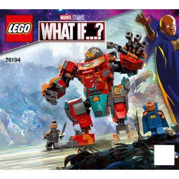 Instruction Lego Super...