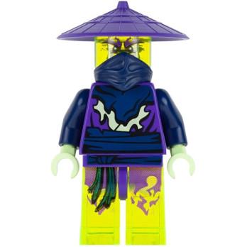 Minifigure LEGO® : Ninjago - Cowler
