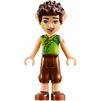 Minifigure Lego® Elves - Farran Leafshade