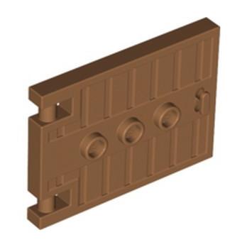LEGO 6172430 DOOR - MEDIUM NOUGAT