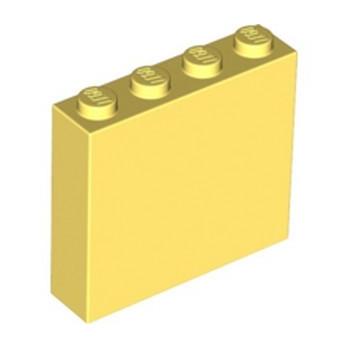 LEGO 6358026 BRICK 1X4X3  - COOL YELLOW