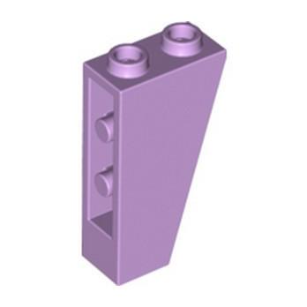 LEGO 6147053 SLOPE 1X2X3/74° INV. - LAVENDER