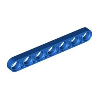 LEGO 6357992 TECHNIC 7M HALF BEAM - BLUE