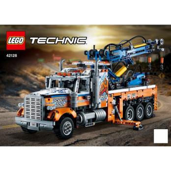 Instruction Lego® TECHNIC - 42128
