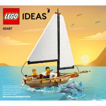 Instruction Lego IDEAS 40487