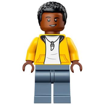 Minifigure Lego®  Jurassic World - Darius