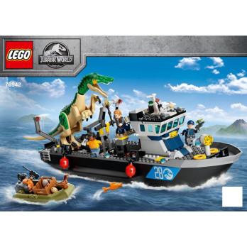 Instruction Lego® Jurassic World 76942