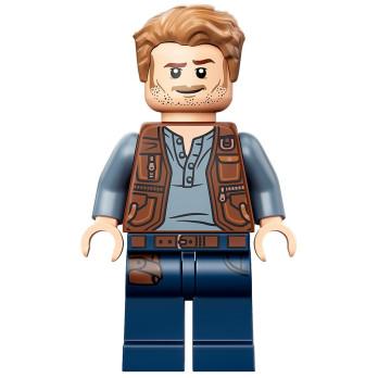 Figurine Lego® Jurasic World - Owen Grady