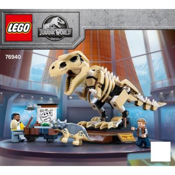 Instruction Lego® Jurassic World 76940