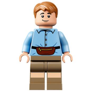 Minifigure Lego®  Jurassic World - Ben