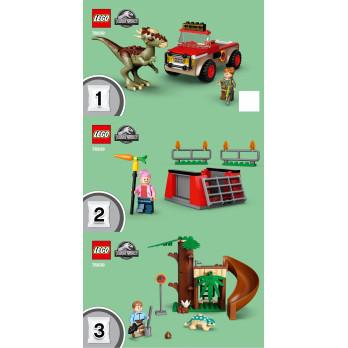 Instruction Lego® Jurassic World 76939