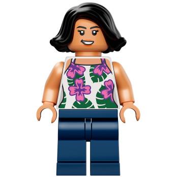 Minifigure Lego®  Jurassic World - Sammy