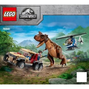 Instruction Lego® Jurassic World 76941