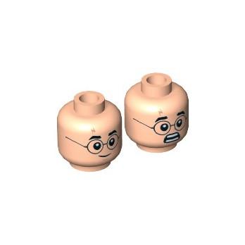 LEGO 6233910 HARRY POTTER HEAD - HARRY POTTER