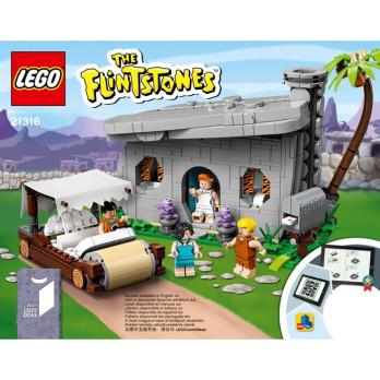 Instructions Lego® IDEAS 21316