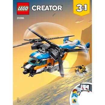 Instruction Lego® Creator 3 in 1 - 31096