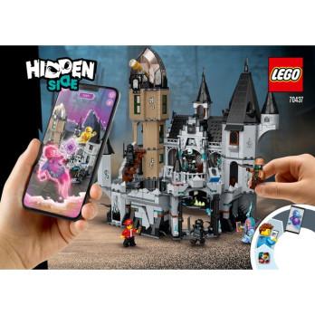 Instruction Lego® Hidden Side - 70437