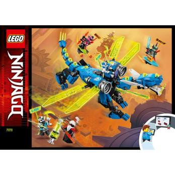 Instruction Lego® Ninjago - 71711