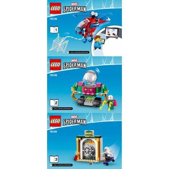Instruction Lego® Marvel 76149