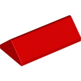 LEGO 4144003 ROOF TILE 2X4/45° - RED