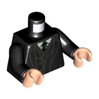 LEGO 6265726 TORSO SUIT - BLACK
