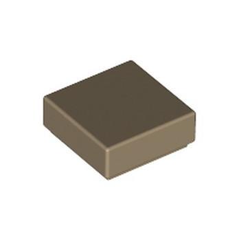 LEGO 6055172 FLAT TILE 1X1 - SAND YELLOW