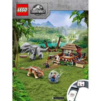 Instruction Lego® Jurassic World 75941