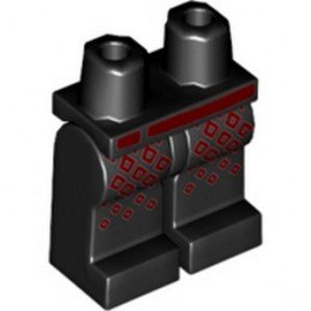 LEGO 6197920 LEGS - BLACK