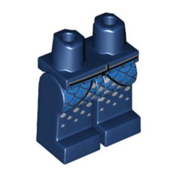 LEGO 6197221 PRINTED LEGS - EARTH BLUE