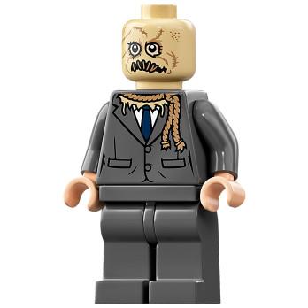 Minifigure LEGO® Super Héros - L'Épouvantail