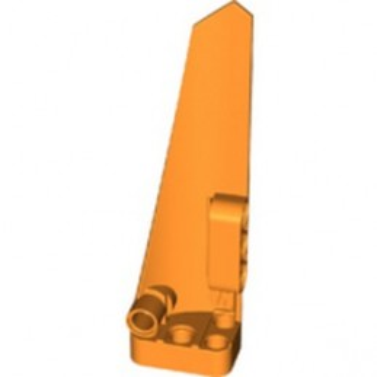 LEGO 6358253 TECHNIC RIGHT PANEL 3X11 - ORANGE