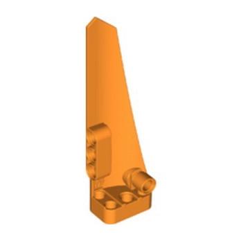 LEGO 6358254 TECHNIC LEFT PANEL 3X11 - ORANGE